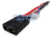 4mm Bullet Banana to Traxxas Female LiPo Battery Lead Wire & JST-XH Balance Plug