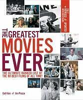 NEW The Greatest Movies Ever: The Ultimate Ranked List of the 101 Best Films of
