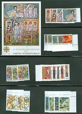 Vatican City 1990 Compete MNH Year Set