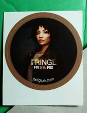 FRINGE FOX ASTRID FARNSWORTH JASIKA NICOLE TV GET GLUE STICKER