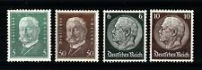 GERMANY-GERMAN REICH - GERMANIA REICH - 1927-1933 - Effigi Eber e Hindenburg