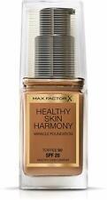 Max Factor Healthy Skin Harmony Foundation, SPF 20, 90 Toffee, 30ml