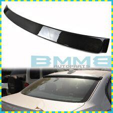 Carbon Fiber 06-11 3-Series BMW E90 4D Sedan A Style Roof Spoiler 323i 330i M3