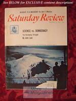 Saturday Review November 4 1967 JOHN F WHARTON JACK VALENTI DANIEL S. GREENBERG