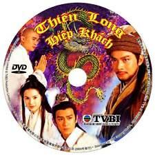 Thiên Long Hiệp Khách - Phim Bo Hong Kong TVB - (DVD) - USLT viet/cambodian