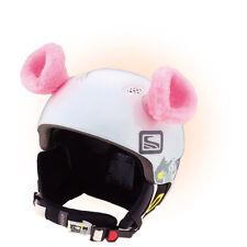 Helmohren Pink für Skihelm Ohren Helmet Ears Helm Rosa Ears Ski Helmohr