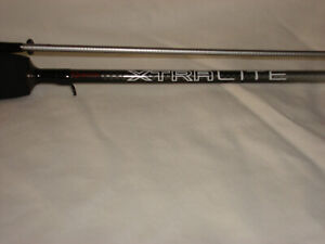 Fishing Rods-NEW QUANTUM  6' 2pc EXTRALIGHT SPIN ROD