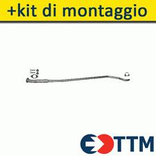FIAT GRANDE PUNTO 1.4 77HP 2005- Tubo Intermedio+