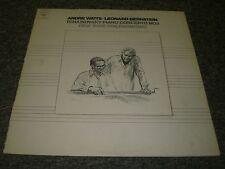 Andre Watts~Leonard Bernstein~Tchaikovsky Piano Concerto No. 1~Columbia 6 Eye