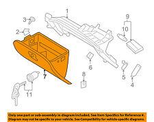 Genuine Hyundai 84541-2S000-MBS Glove Box Housing Cover