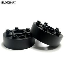 2Pcs 50mm 5x120 Black Wheel Spacer for BMW X5-E70,X6-E71,Msport,F15,F16,XDrive