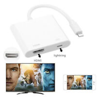 Lightning To HDMI Cable Digital AV TV Adapter For iPhone 11 7 8 Plus X XS Ipad