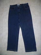 Christopher & Banks Womens Stretch Blue Jean Pants Size 12SH