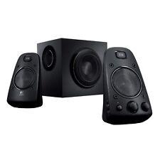 Logitech Z623 Computer Speaker System THX-Certified 2.1 subwoofer 3.5mm XBOX PS3