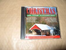 Christmas In The Country cd 10 tracks 1995 New