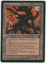 Mishra's Factory FBB Black Border MTG German NM/NM-
