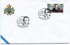 1995-06-08 San Marino Centenario della radio ANNULLO SPECIALE Cover