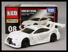 TOMICA PREMIUM 08 LEXUS RC GT500 1/63 TOMY DIECAST CAR