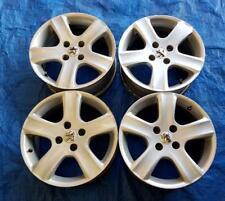 """Peugeot 307 16"""" Alloy Wheels PCD 4x108mm 6.5Jx16 ET31 11071"""