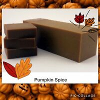 Pumpkin Spice All Natural Soap