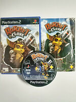 Mint Disc Playstation 2 Ps2 Ratchet and Clank Free Postage