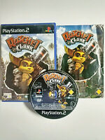Mint Disc Playstation 2 Ps Ratchet and Clank Free Postage