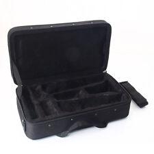 New Clarinet Carrying Case Padded Gig Bag with Side Pocket Single Shoulder Strap