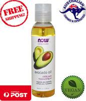 Now Foods Solutions AVOCADO OIL - 118 ml - Vegan