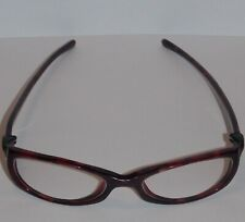 Oakley Soft Top 4.0 Red Tortoise 134 Frames for Eyeglasses/Sunglasses