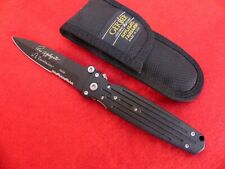Gerber Applegate Fairbairn 154Cm black mint knife & sheath