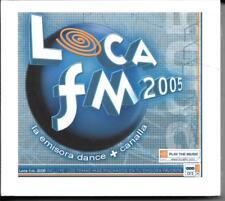 3 CD Tiesto,David Lara,Aurora,Black Spider,Abel Ramos `Loca FM 2005` Neu/New/OVP