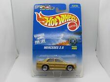 Mercedes 2.6 Hot Wheels 1:64 Scale Diecast Car *UNOPENED*