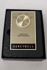 HONEYWELL Winter Watchman 8906 Freeze Warning Thermostat in Orig Box
