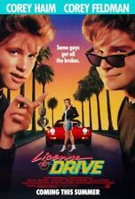 License To Drive Poster #01 24x36""
