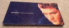 ^ Elvis Presley Artist of the Century 3 CD Box Set + Booklet