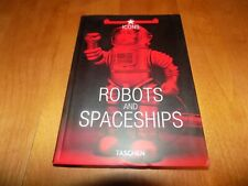 ROBOTS AND SPACESHIPS TIN TOYS Antique Metal Space Rare Collect Toy Robot Book
