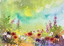Artist Listed Watercolour Art Paintings