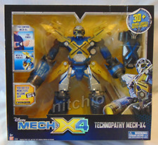 "Disney MECH-X4 Technopathy 12"" Action Figure and Mech Link Band Set"
