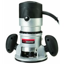 Drill Master 2 HP Fixed Base Router 28,000 RPM Speed Motor Woodworking