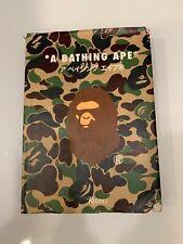 A BATHING APE Collectible Book– 2008 Rare Edition BAPE by Nigo