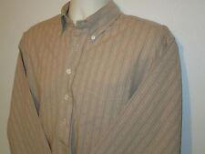 "RALPH LAUREN POLO, Men's Long Sleeve Dress Shirt, Large, ""AFTON STYLE""."