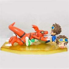Anime Digimon Tamers Matsuda Takato Guilmon PVC Figure New In Box
