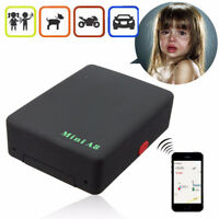 Mini A8 Real Time Tracker  Locator Global Car Kids Pet GPS GSM GPRS Tracking
