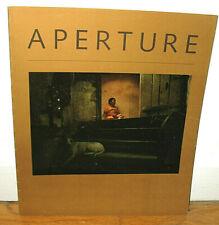 Aperture Magazine 92 Miguel Rio Branco Danny Lyon Marketa Luskacova Ben Maddow