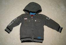 Zara Basic Jackets (2-16 Years) for Boys Hooded