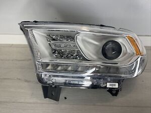 GENUINE OEM | 2014-2018 Dodge Durango HID Xenon Headlight (Left/Driver) -Chrome