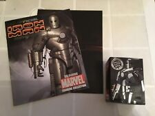 THE CLASSIC MARVEL FIGURINE COLLECTION SPECIAL IRON MAN MOVIE Statua+Fasc POSTER