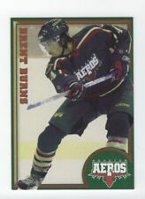 2004-05 Houston Aeros (AHL) Brent Burns (San Jose Sharks)