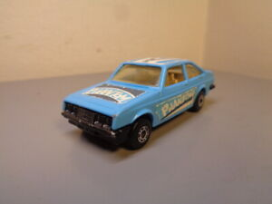 MATCHBOX LESNEY SUPERFAST No 9C VINTAGE FORD ESCORT RS 2000 VERY GOOD CONDITION