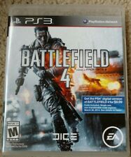 Battlefield 4  (Sony Playstation 3, 2013) PS3 Complete